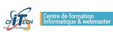 Centre de formation informatique à Bruxelles Logo